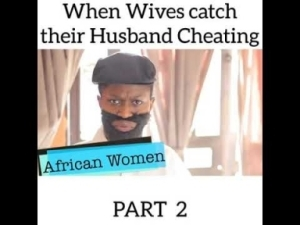 Video: Maraji – When Wives Catch Their Husbands Cheating (Part 2)